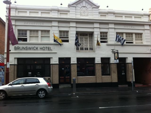 Framme i Hobart