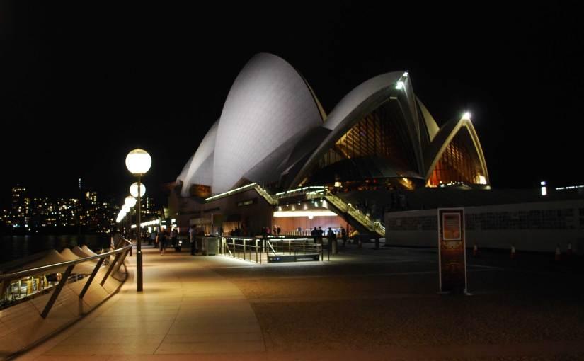 Fotokväll i Sydney