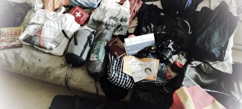 Packat och klart!