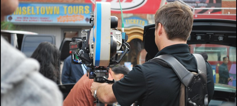 Filminspelningar