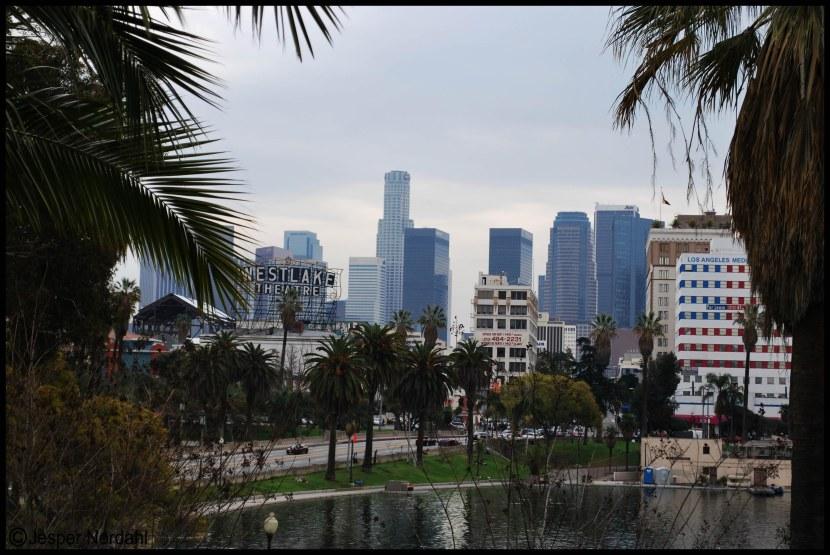 LA rundtur