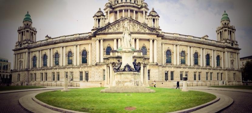Belfast, Nordirland.