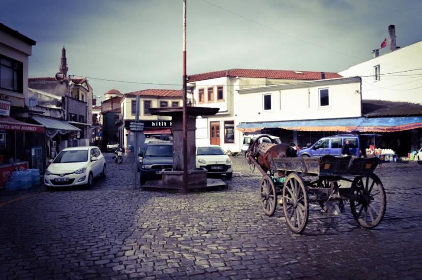 Ayvalık, Turkiet