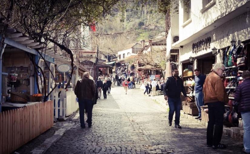 Selçuk och Şirince,Turkiet