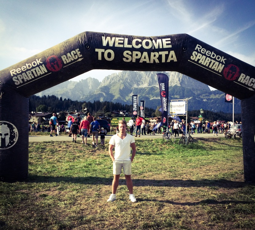 Spartan Race in theAlps