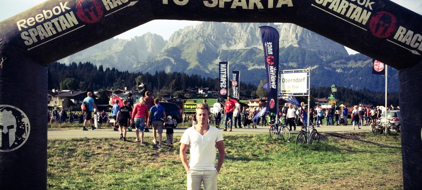 Spartan Race in the Alps