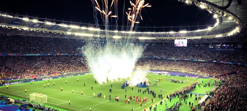 Champions League Final in Kyiv2018