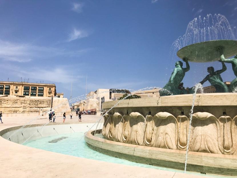 Valletta, the capital ofMalta