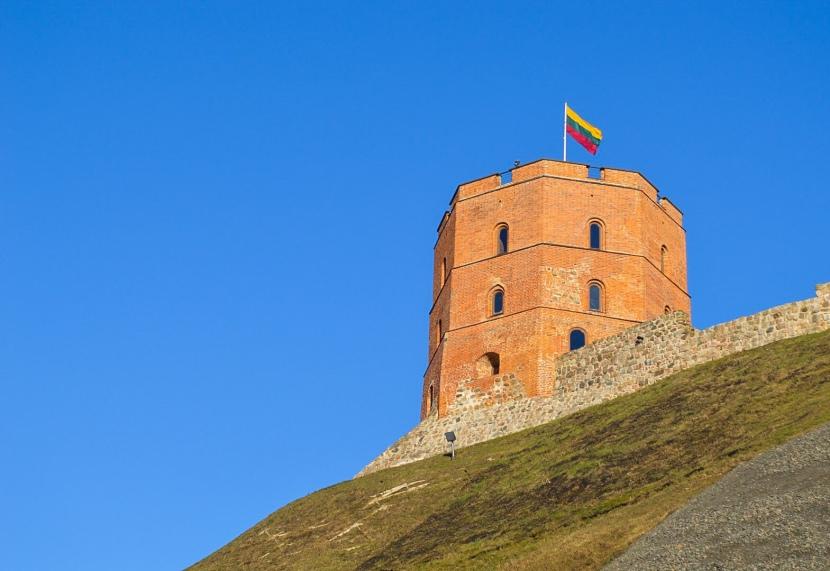 Vilnius och Užupis