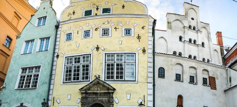 Ett kylslaget Riga