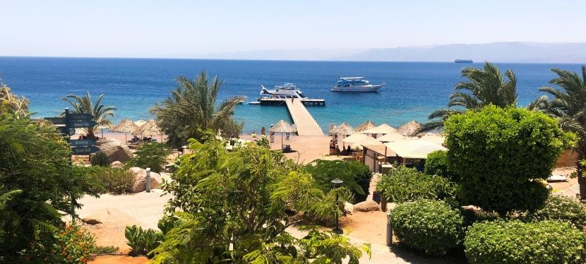 Berenice Beach Club,Jordanien