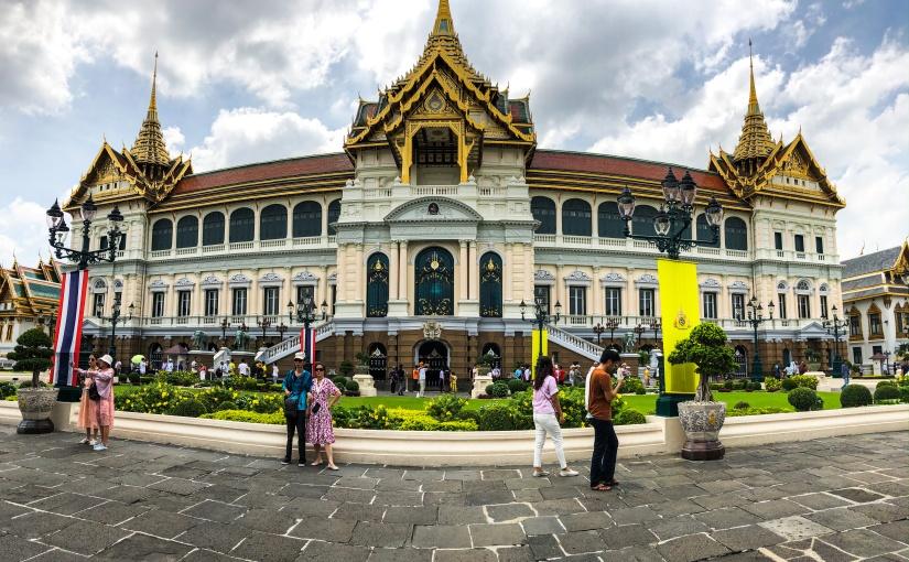 Två dagar iBangkok